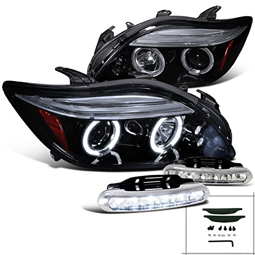 halo headlights 08 scion tc - 4