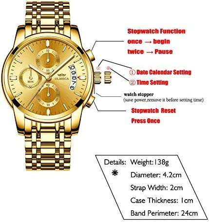 Cheap fake gold watches _image3