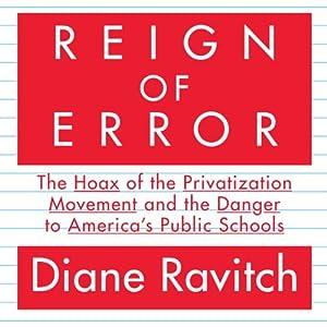 Reign of Error Audiobook