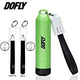 Best Chain Cables For Smartphones - DOFLY Portable power bank External battery pocket charger Review