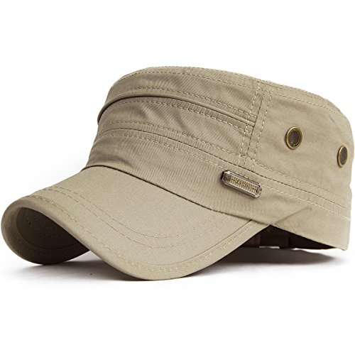 Washed Cadet Cap - 9