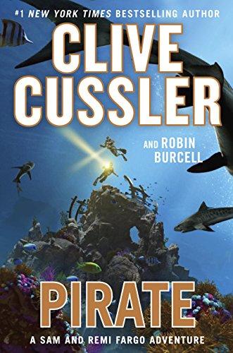 - Pirate (A Sam and Remi Fargo Adventure Book 8)