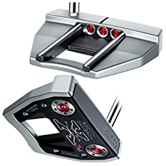 Titleist Scotty Cameron Futura X7M Putter Right X7M 34 Scotty Cameron Futura X putters are defined by modern contours that deliver high MOI performance through advanced perimeter weighting. The Scotty Cameron Futura X7M is a unique pop-throug...