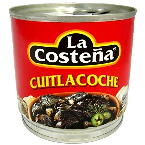 Cuitlacoche La Costeña - Huitlacoche - Mexican Corn Smut - 13.4 ounces ()