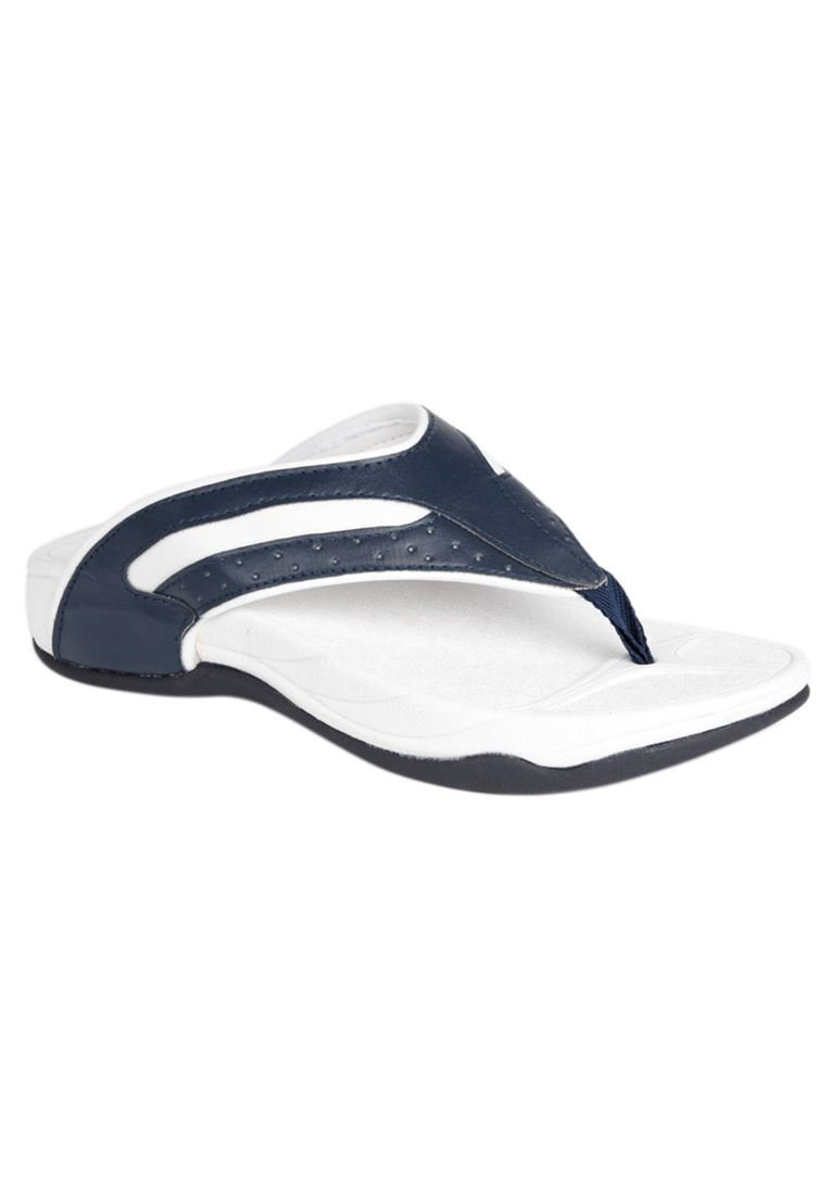 Sporty Thong Sandal by Comfortview® outlet fake kcFnbWm