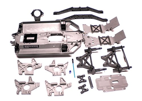 Used, E-MAXX Brushless CHASSIS & PLASTIC PARTS 3922A, Traxxas for sale  Delivered anywhere in USA