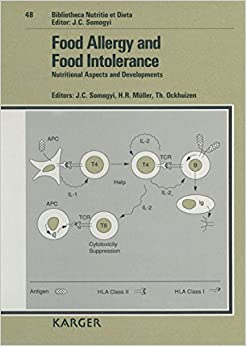 Food Allergy And Food Intolerance: Nutritional Aspects And Developments. 28th Symposium Of The Group Of European Nutritionists, Scheveningen, June 1990.: Symposium Proceedings por J. C. Somogyi epub