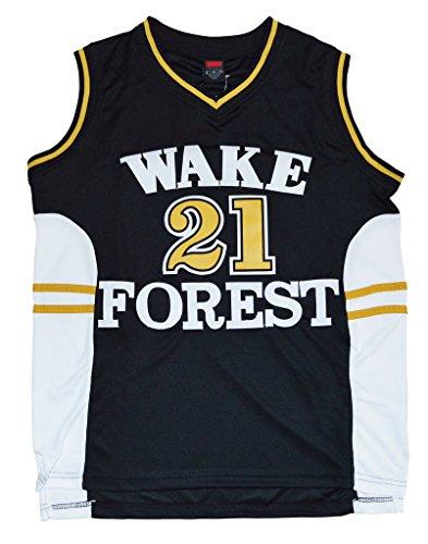 super popular 1b740 57b48 CRISGIORD Men's Wake Forest Demon Deacons College Basketball ...