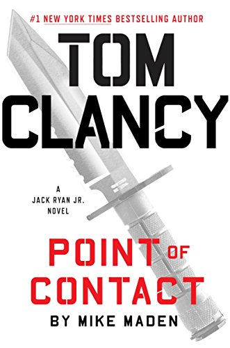 Tom Clancy Point of Contact (A Jack Ryan Jr. Novel Book 10) (Best Sights In Washington Dc)