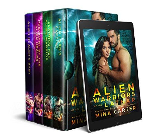 Alien Warriors of the Lathar