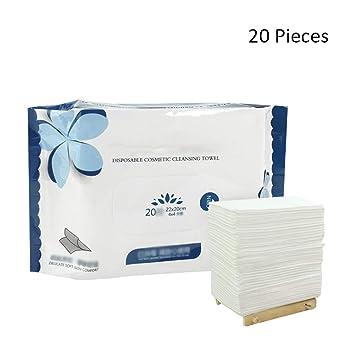 Toalla desechable Toalla de viaje Toallitas limpiadoras Almohadillas de algodón Toallitas faciales Belleza Cuidado de la piel Papel Toallas comprimidas ...