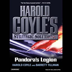 Pandora's Legion Audiobook