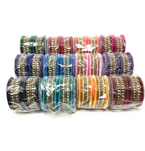 Purple Silk Thread Bracelet - 2