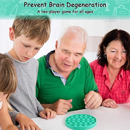 Push Pop Bubble Fidget Sensory Toy Stress Reliever Pop Fidget Toy Sensory for Special Needs
