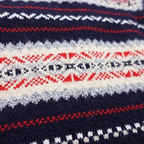 メンズ Mens セーター Spruce Fair Isle Sweater ネイビー スプルース Navy Spruce [並行輸入品]