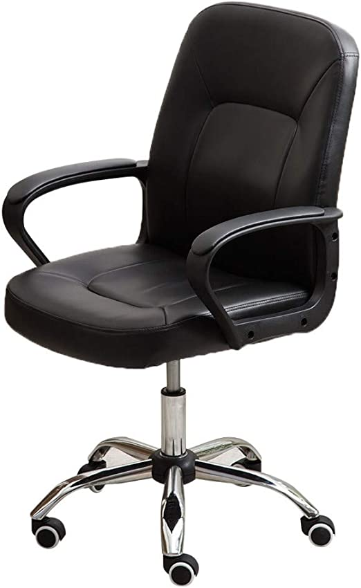 Fashion Casual Lift Chair Comfortable Office Work Chair Beauty Salon Cotton Seat