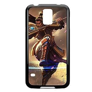 XinZhao-006 League of Legends LoL case cover Iphone 5/5S - Plastic Black