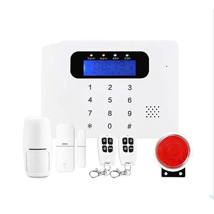 Santonlisa GSM - Sirena de alarma para exteriores: Amazon.es ...