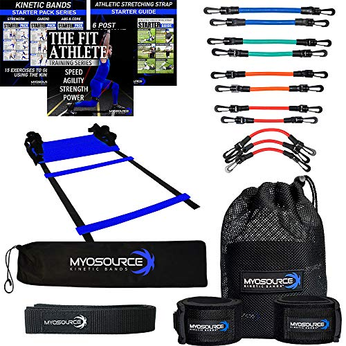 Kinetic-Bands-Speed-and-Agility-Ladder-Soccer-Football-Speed-Training-Equipment-Resistance-Bands-for-Legs-and-Workout-Ladder-Digital-Training-Downloads