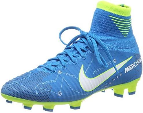 Nike Jr. Youth Mercurial Superfly V FG (Light Armory) Cleats