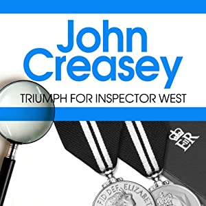 Triumph for Inspector West Audiobook