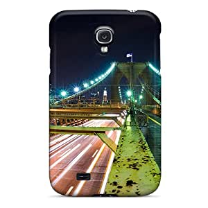 Tpu Shockproof/dirt-proof Road To America Cover Case For Galaxy(s4)