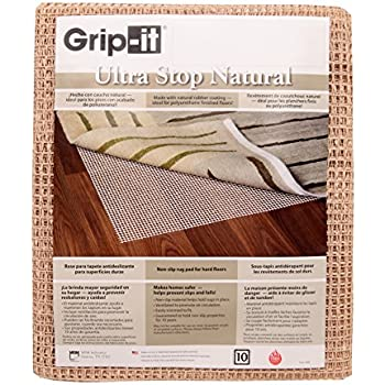 Amazon Com Con Tact Rug Pad 2x4 Non Slip Area Rug Pad