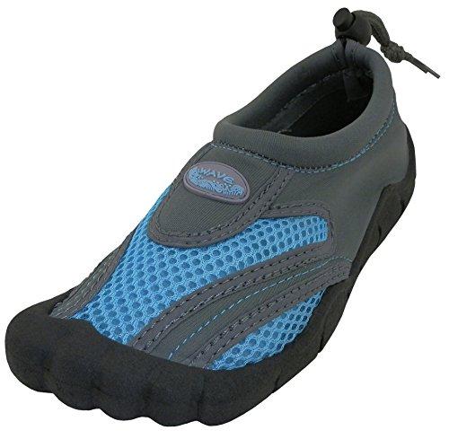 Women's Cambridge Mesh Dry Grey Water Toe Blue Shoe Select Quick Light 6qqxpFB5