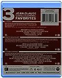 Jean-Claude Van Damme Triple Feature (Cyborg / Death Warrant / Double Impact) [Blu-ray]