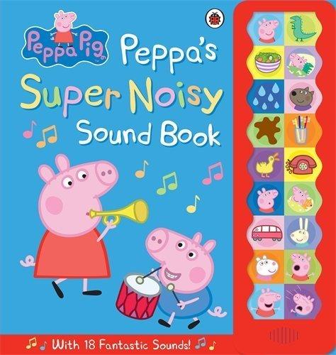 Lady Bird Peppa The Pig Super Noisy Sound Book Ladybird
