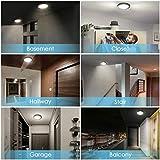 Albrillo LED Ceiling Light Motion Sensor