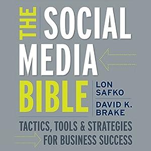 The Social Media Bible Audiobook