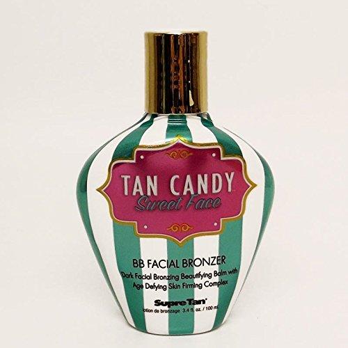 Supre TAN CANDY Facial Tanning Bronzer - 3.4 oz.