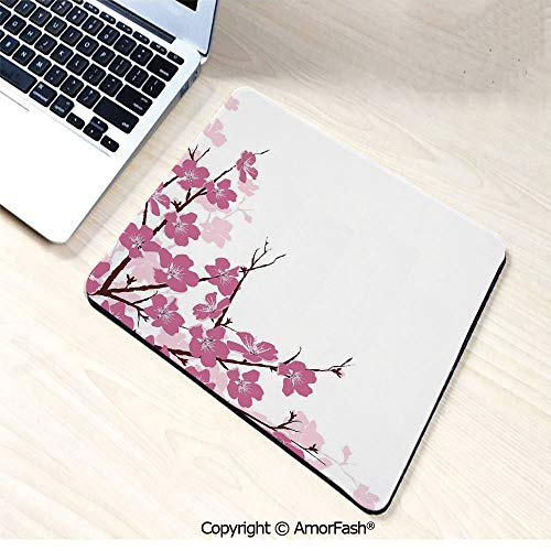 Mad Custom Cherry - Gaming Mouse Pad Custom,Non-Slip Rubber Base,4mm Thick,9.8