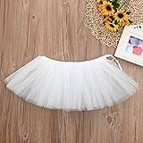 Clearance Newborn Baby Girls Ballet Tutu Skirt