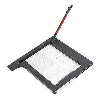 P Prettyia Soporte de Aluminio de Disco Duro SATA SSD HDD ...