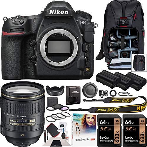 Nikon D850 (Kit) Black