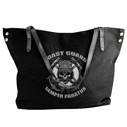 [Coast Guard Semper Paratus Handbag Shoulder Bag For Women] (Coast Guard Costumes For Kids)