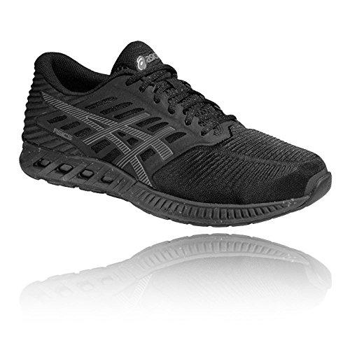 white Zapatillas black FuzeX Asics de silver Running qIxP56w