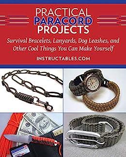 Practical Paracord Projects Survival Bracelets ebook product image