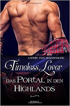 Book Timeless Lover - Das Portal in den Highlands