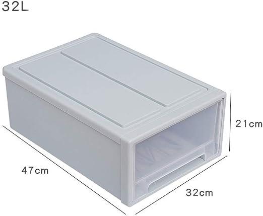 XF Caja de almacenamiento de ropa para el hogar Tipo de cajón ...