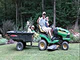 Dad And Kids Love John Deere Tractor Rides