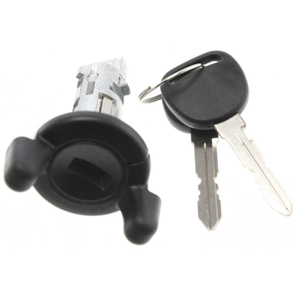Ignition Lock Cylinder for Chevrolet Astro 98-05/Savana Van 99-07 With Keys Steering Column Mounting Location by Evan Fischer
