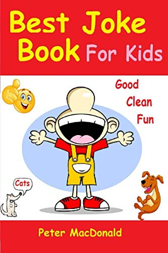 Best Joke Book for Kids: Best Funny Jokes and Knock Knock Jokes( 200+ Jokes)]()