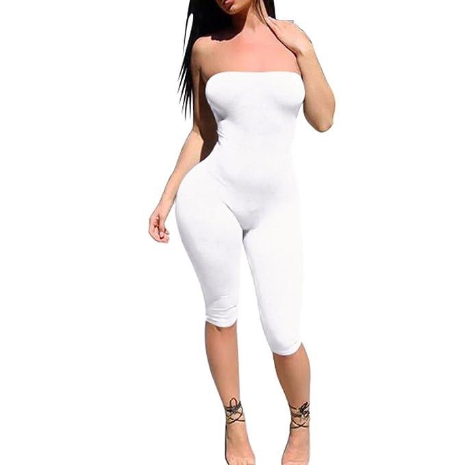 Ansenesna Monos Mujer Verano Fiesta Largos Cortos 2018 De Vestir Ladies Clubwear Playsuit Bodycon Fiesta Pantalones