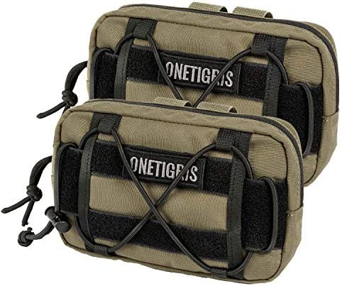 OneTigris Horizontal MOLLE Pouch Treat product image