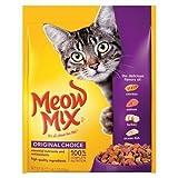 Cheap Meow Mix 29274-45418 18 Oz Meow Mix Original Choice Dry Cat Food