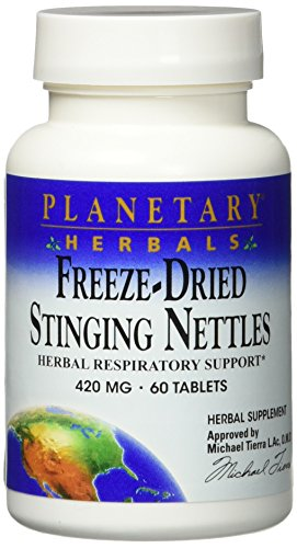 Freeze Dried Stinging Nettles Tablet