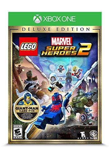LEGO Marvel Superheroes 2 Deluxe - Xbox One (Lego Marvel Super Heroes 2 Xbox 360)